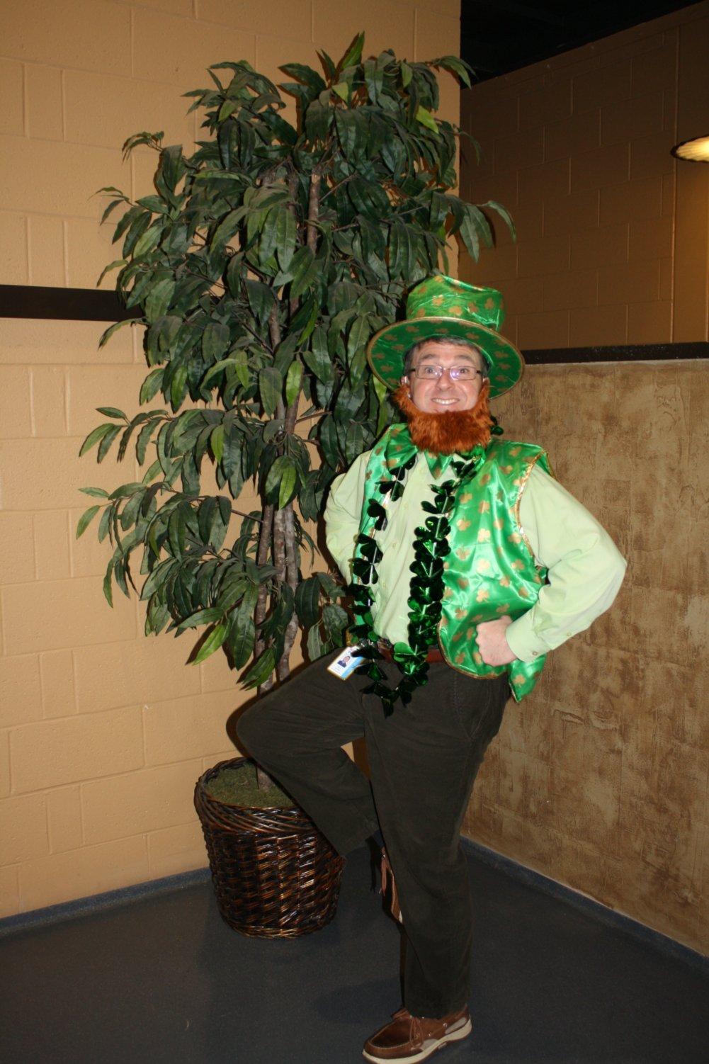 Send a free St. Patrick's Day ePraise