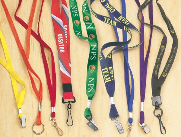 Shop our lanyard selection.