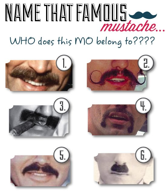 Movember Downloads