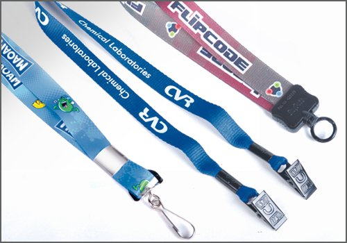 Be choosy about your lanyard!