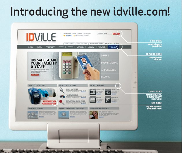Visit the New IDville.com