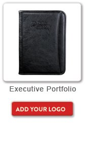 Executive Portfolio, Add your logo button