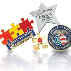Create your own Custom Lapel Pins!
