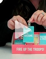 Watch and learn about the Fire Up the Troops cheers kit to use for your daily recognition needs!