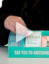 Watch and learn about the Say Yes to Awesomeness cheers kit to use for your daily recognition needs!