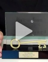 Watch this product video to learn more about these beautiful award trophies.