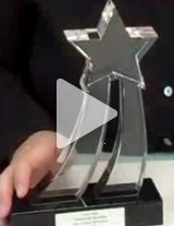 Watch this product video to learn more about these stunning award trophies.