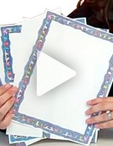 Watch this product video to find out more about theme event paper.