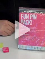 Watch this product video to learn more about these exclusive Fun Pin Packs.