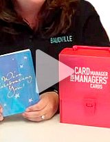 Watch this product video to find out more about this greeting card kit.