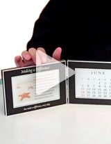 Watch this product video for more information on these great desk calendar gifts!