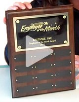 Watch this product video to find out more about the Perpetual Plaque.