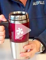 Watch this product video to learn more about these mugs.