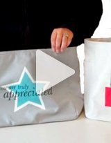 Watch this product video to get the inside look at these great selling tote bags.