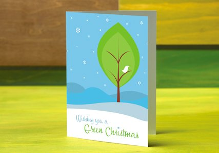 Shop Eco-Friendly Holiday Cards