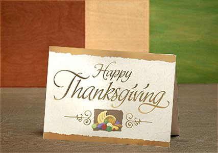 Thanksgiving Cards For Business
