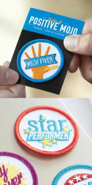 Badges of Greatness
