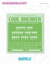 Recognition Code Breaker