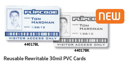 Shop Reusable Rewritable PVC ID Cards