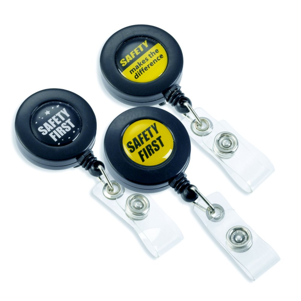 Shop Safety Badge Reels