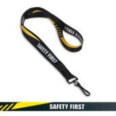 Safety Themed Lanyards