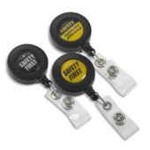 Safety Themed Badge Reel Variety Packs