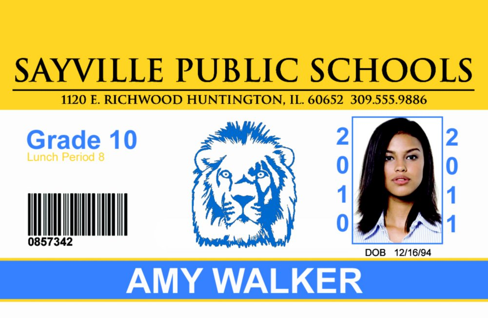Shop ID Card Systems
