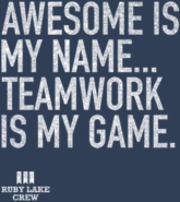 Awesome Teamwork