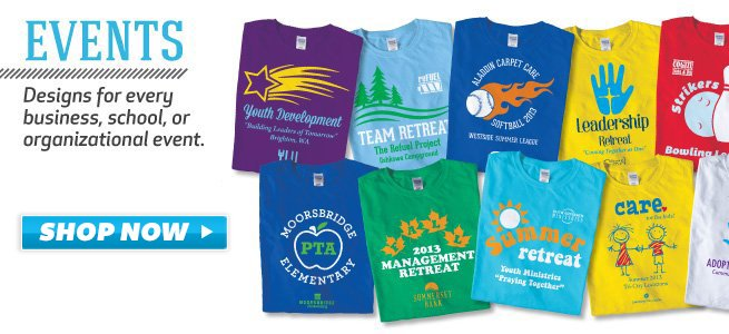 A Perfect Gift for Every Team Member: Baudville\'s Custom T-shirts!