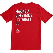 Create Volunteer T-shirts!