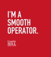 Smooth Operator