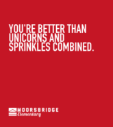 You're Better Than Unicorns and Sprinkles Combined