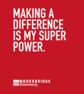 Making a Difference Is My Super Power
