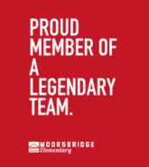 Proud Member of a Legendary Team