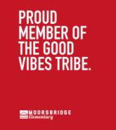 Proud Member of the Good Vibes Tribe