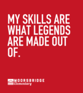 My Skills Are What Legends Are Made Out Of