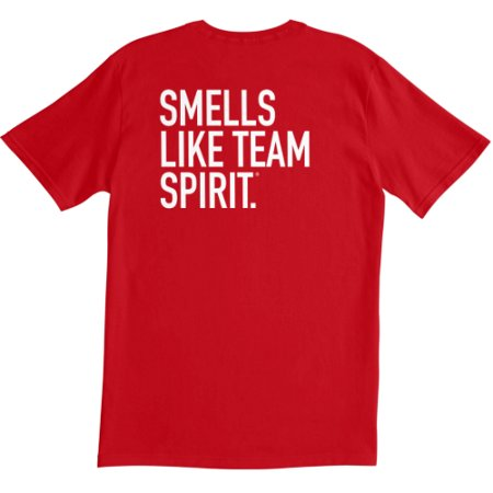 Smells Like Team Spirit Team Shirt