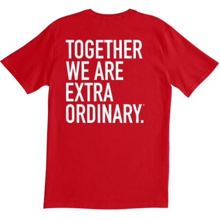 Together we are Extra Ordinary Team Shirt