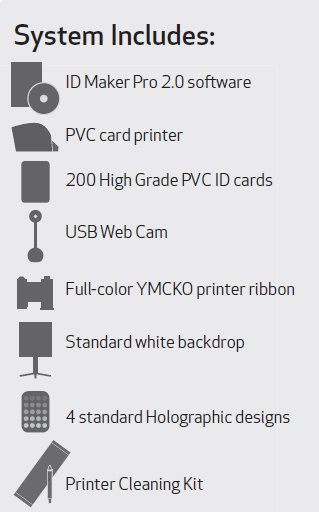 Shop ID Maker ID Card Systems