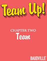 Team Up! eBook Chapter Two: Team