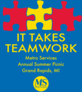 It Takes Teamwork Puzzle