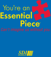 You're an Essential Piece