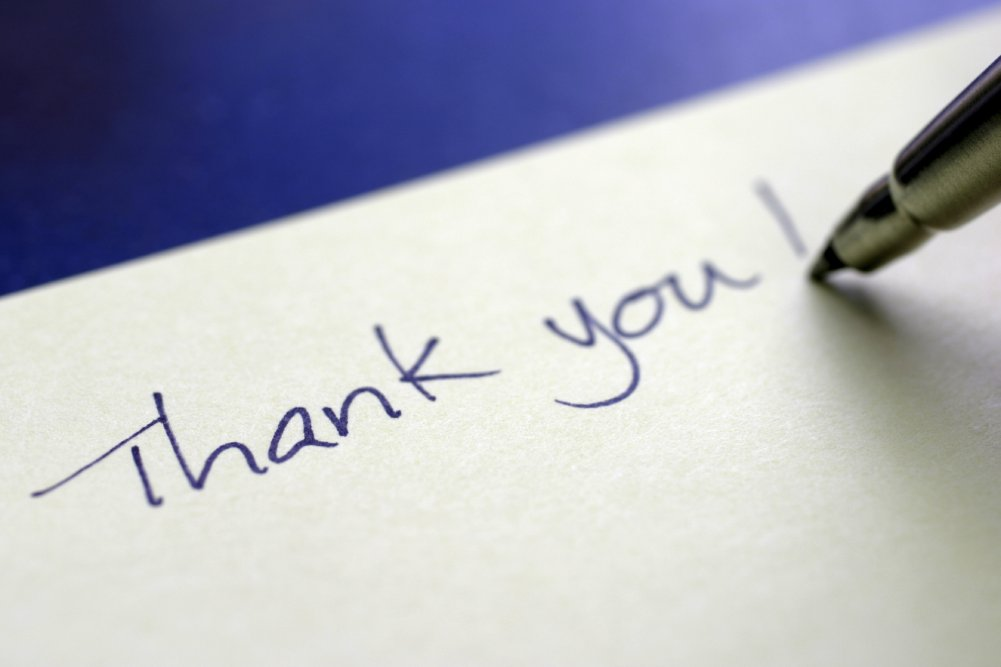 Shop Thank You Notes