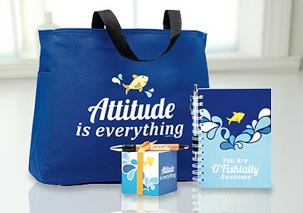 Attitude is Everything Splash
