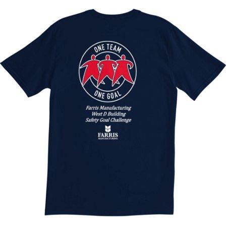 One Team One Goal Team Shirt