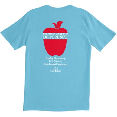 Teachers Make the Difference Team Shirt