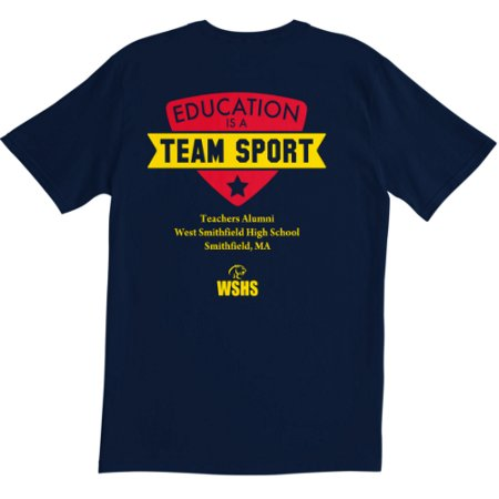 Education is a Team Sport Team Shirt
