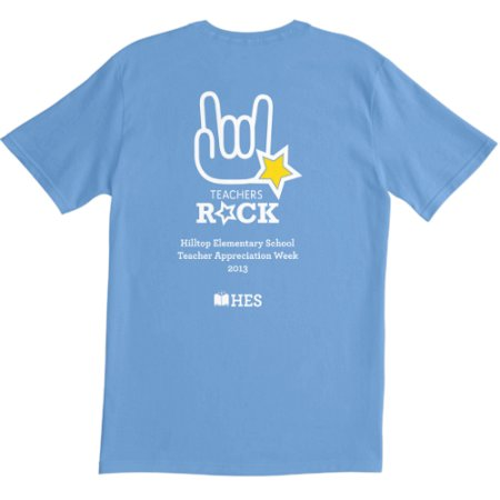 Teachers Rock Team Shirt