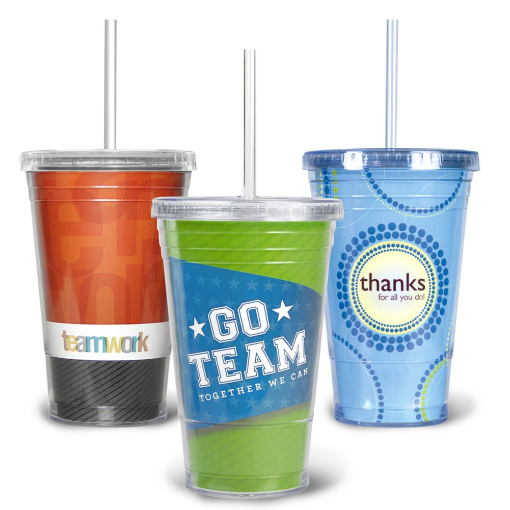 Shop Twist Top Tumblers for Your Summer Event!