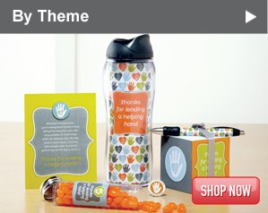 Shop Recognition Themes for Volunteer Appreciation